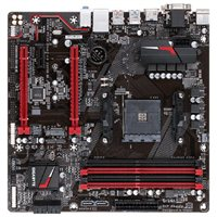 Gigabyte GA-AB350M-Gaming 3 AM4 mATX AMD Motherboard