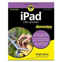 Wiley IPAD FOR SENIORS DUMMIES