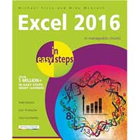 PGW Excel 2016 In Easy Steps