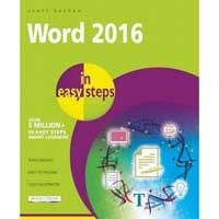 PGW Word 2016 in easy steps