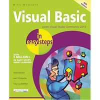 PGW Visual Basic in easy steps, 4th edition