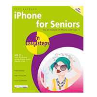 PGW iPhone for Seniors in Easy Steps, 4th Edition