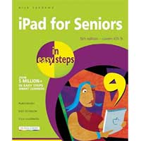 PGW iPad for Seniors in Easy Steps, 5th Edition