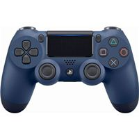 Sony DualShock 4 Wireless Controller - Midnight Blue