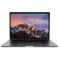"Apple MacBook Pro with Touch Bar FPTT2LL/A 15.4"" Laptop Computer Refurbished - Space Gray"