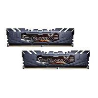 G.Skill Flare X 16GB 2 x 8GB DDR4-2400 PC4-19200 CL16 Dual Channel Desktop Memory Kit