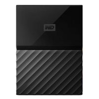 "Western Digital My Passport 2TB USB 3.0 2.5"" Portable External Hard Drive - Black"