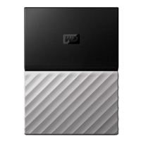 "WD My Passport Ultra 2TB USB 3.0 2.5"" Portable External Hard Drive - Black/Gray"