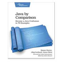 pragmatic JAVA BY COMPARISON