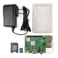 Element 14 Raspberry Pi 3 Model B+ Starter Kit