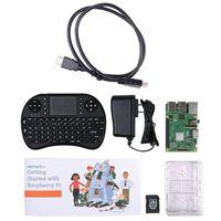 Element 14 Raspberry Pi 3 Model B+ Media Center Kit