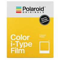 Polaroid Color Instant Film for i-Type - 8 Pack