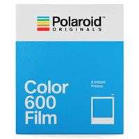 Polaroid Color Film for 600 - 8 Exposure