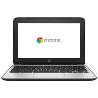 "HP Chromebook 11 11.6"" Refurbished - Silver"