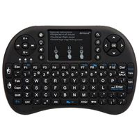 Inland I8+ Backlit Mini Wireless Keyboard With Touchpad