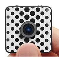 foxshot 2 Megapixel Stick and Shoot 1080p WiFi Action Camera - Black