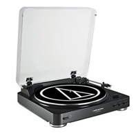 Audio-Technica AT-LP60-USB Belt-Drive Stereo Turntable