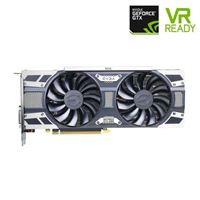 EVGA SC2 GeForce GTX 1080 Gaming Overclocked Dual-Fan 8GB GDDR5X PCIe Video Card