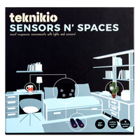 Teknikio Sensors N' Spaces Kit
