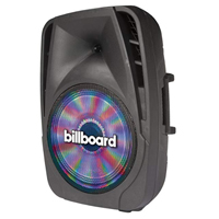 Billboard Power Party 120 Watt Speaker - Black