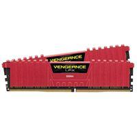 Corsair Vengeance LPX 16GB 2 x 8GB DDR4-2400 PC4-19200 CL16 Dual Channel Desktop Memory Module - Red