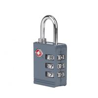 Travelon TSA Accepted Luggage Lock - Slate Gray