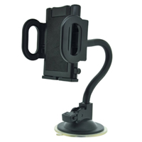 Bytech Case Logic Universal Car Mount Kit - Black