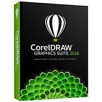 Corel Draw Graphics Suite 2018
