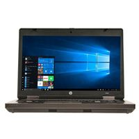 "HP ProBook 6465B 14"" Laptop Computer Refurbished - Black"