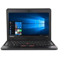 "Lenovo ThinkPad X130e 11.6"" Laptop Computer Refurbished - Black"