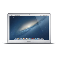"Apple MacBook Air 11.6"" Laptop Computer Pre-Owned - Silver"