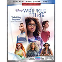 Disney A Wrinkle in Time Blu-ray