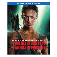 Warner Tomb Raider Blu-ray