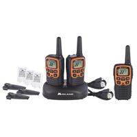 Midland T51 X-Talker 28-Mile 22-Channel 2-Way Radios - 3 Pack