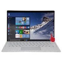 "Microsoft Surface Pro 12.3"" 2-in-1 Laptop Computer Bundle - Silver"