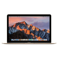 "Apple MacBook MNYL2LL/A 12"" Laptop Computer - Gold"