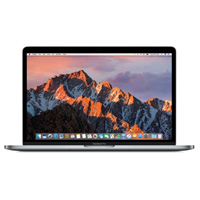 "Apple MacBook Pro MPXQ2LL/A 13.3"" Laptop Computer - Space Gray"