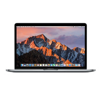 """Apple MacBook Pro with Touch Bar MPXV2LL/A 13.3"""" Laptop Computer - Space Gray"""