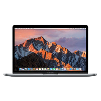 "Apple MacBook Pro with Touch Bar MPXW2LL/A 13.3"" Laptop Computer - Space Gray"