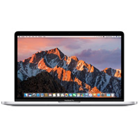 "Apple MacBook Pro with Touch Bar MPXX2LL/A 13.3"" Laptop Computer - Silver"