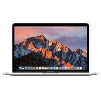 """Apple MacBook Pro with Touch Bar MPXY2LL/A 13.3"""" Laptop Computer - Silver"""