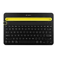 Logitech Bluetooth Multi-Device Keyboard K480 (Refurbished)