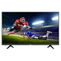 HiSense55H6D 55 Class (54.6 Diag.) 4K Ultra HD HDR Smart LED TV...