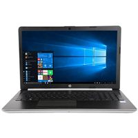 "HP 15-da0032nr 15.6"" Laptop Computer - Silver"
