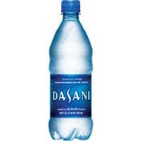 Dasani Water 16.9 oz.