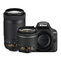 Nikon D3400 DBL ZM LENS KT RFRB