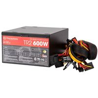 Thermaltake TR2 600 Watt ATX Power Supply Refurbished