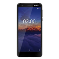 Jeg & Sons Nokia 3.1 16GB GSM Smartphone - Black