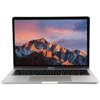 "Apple MacBook Pro with Touch Bar 13.3"" Laptop Computer Refurbished - Silver"