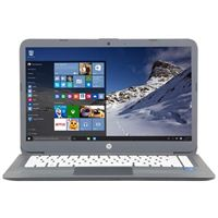 "HP Stream 14-cb130nr 14"" Laptop Computer - Gray"
